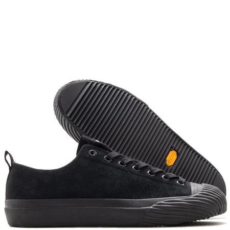 Fronteer Ranger Lo Suede Sneakers - Eclipse