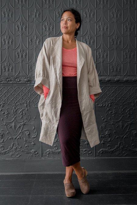 Pamela Mayer Cocoon Coat