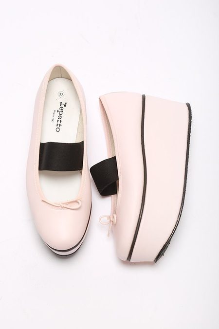 Repetto Doris Ballet Platform - Icone