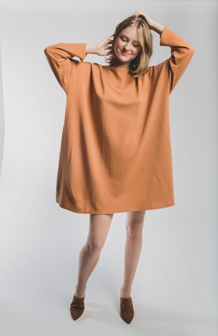 Revisited Matters Simona Terry Tunic Dress