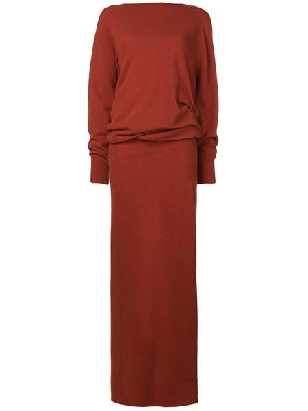 Jacquemus La Robe Jemaa - Red