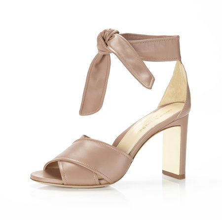 Marion Parke Leah Strappy Heel - Blush