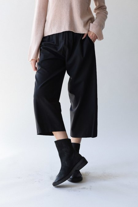 6397 Wide Leg Trouser - Black