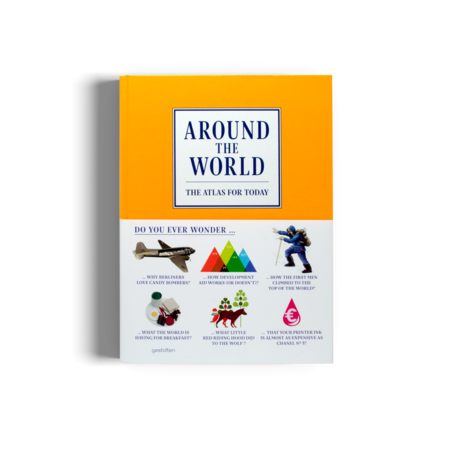 Penguin Random House Around the World: The Atlas for Today