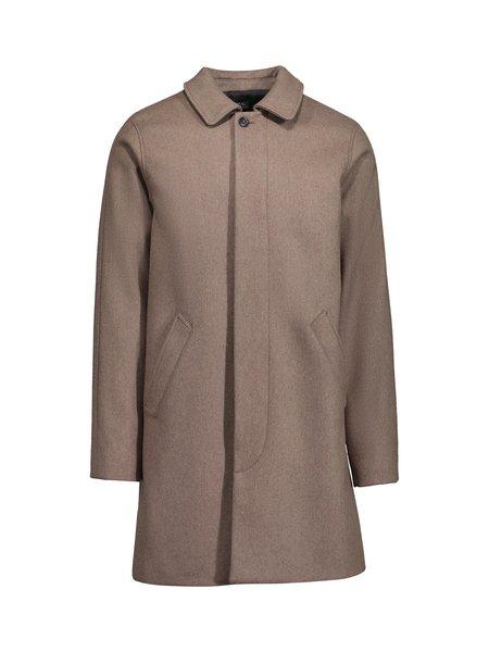 A.P.C. Auster Mac Coat - Taupe