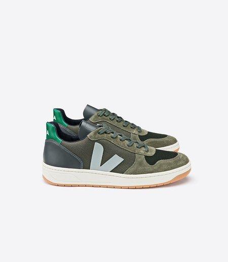 Veja V10 B-Mesh Emeraude Sneaker - Olive