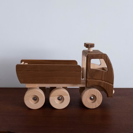 Kids Shop Merci Milo Wooden Dump Truck