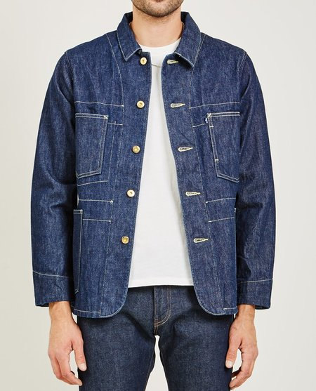 Levi's Made & Crafted Poggy Sack Coat - Rinse Wash