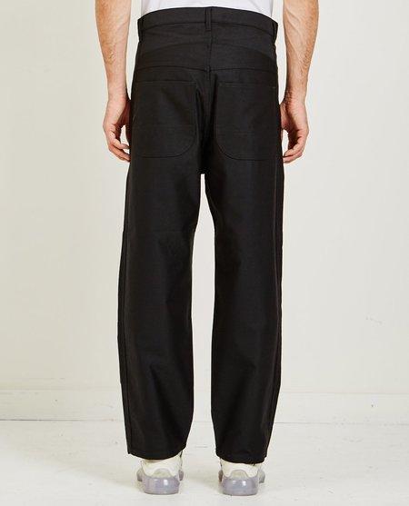 Junya Watanabe Comme des Garçons Wool Blend Pants - Black