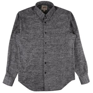 ca4f3704eb2 Naked   Famous Easy Shirt Brushed Melange - Grey.  124.60. City Workshop  Men s Supply Co.