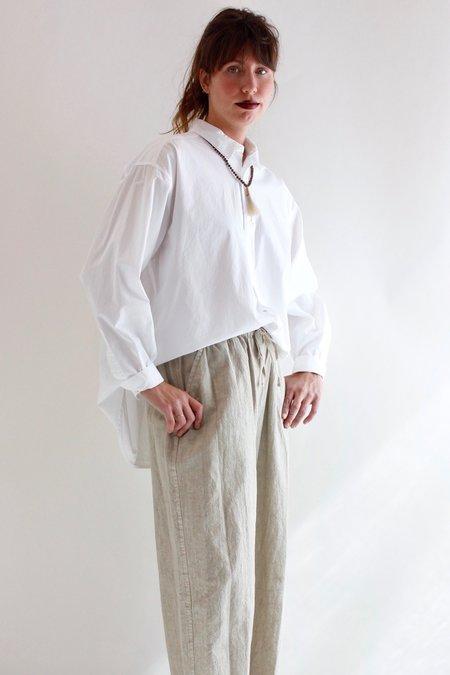 Katharine Hamnett Cotton Nicola shirt - White