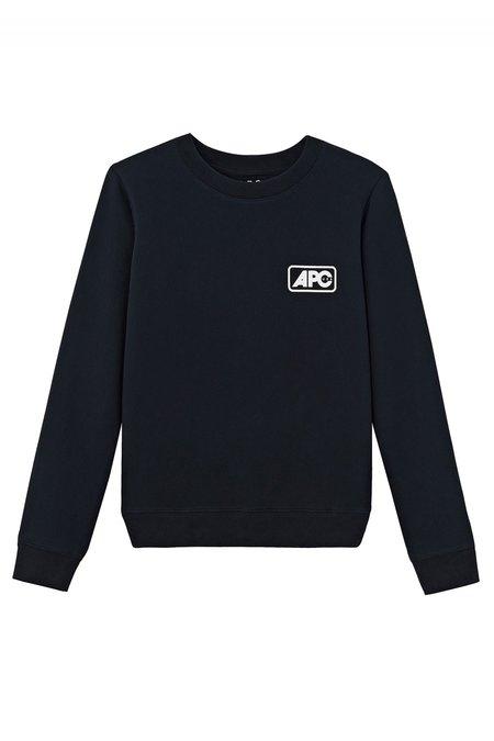 A.P.C. Odette Sweatshirt - Noir
