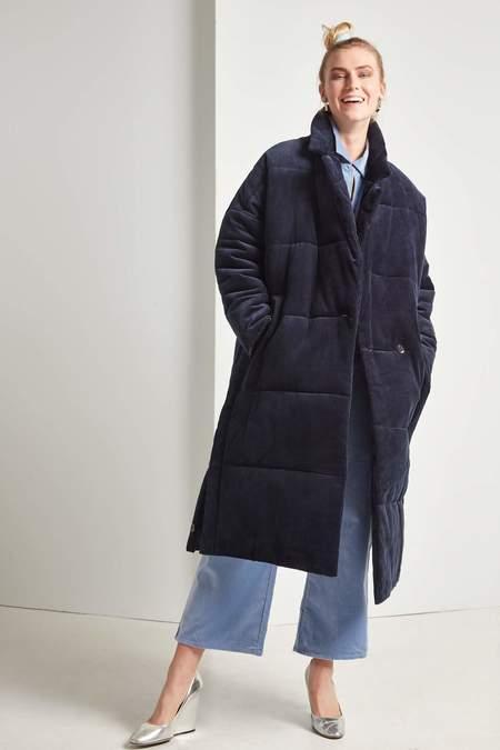Frisur Sija Padded Cord Jacket