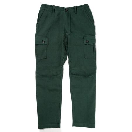 {ie Cargo Pant - Spruce Green