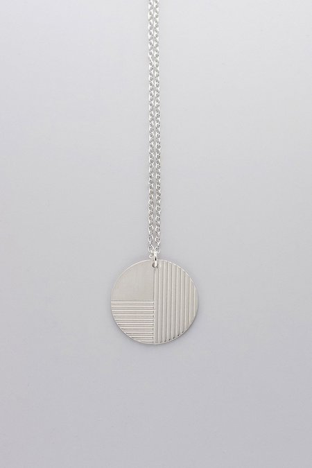 MOODLIKEME PLATE NECKLACE