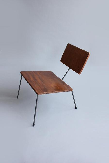 Nelson Smith Dunham Chair - Mahogany