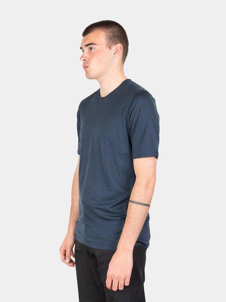 Arc'teryx Veilance Frame SS Shirt - Dark Navy