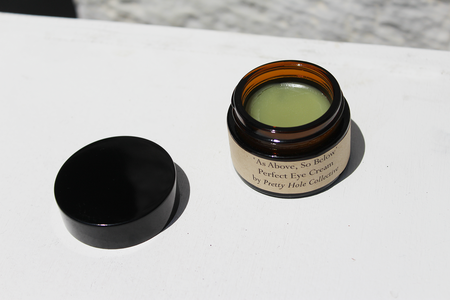 Pretty Hole Collective As Above, So Below Eye Cream