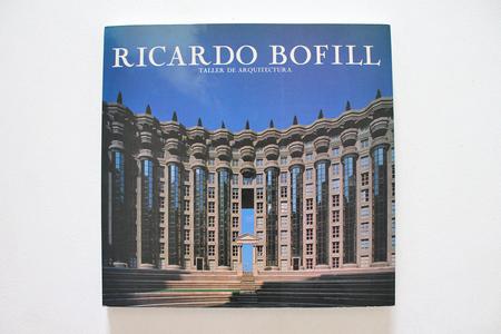 Rizzoli Ricardo Bofill Book