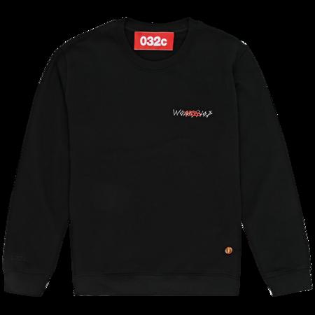 032C WWB Sweatshirt - Black