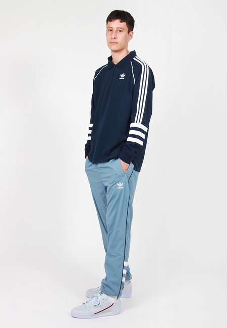 Adidas Originals Authentic Ripstop Track Pants - Raw Grey