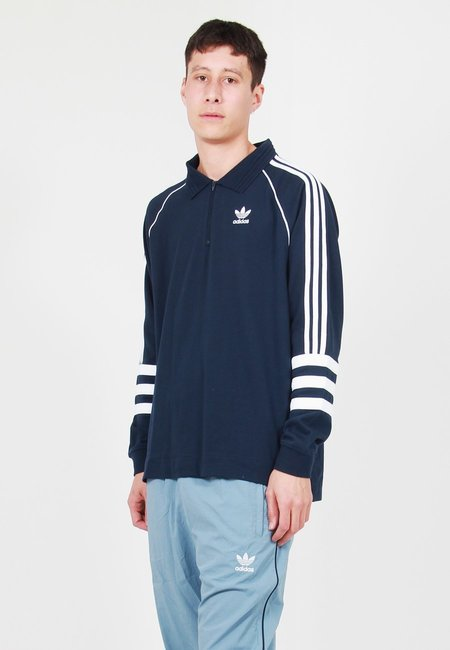 Adidas Originals Authentic Rugby - Collegiate Navy