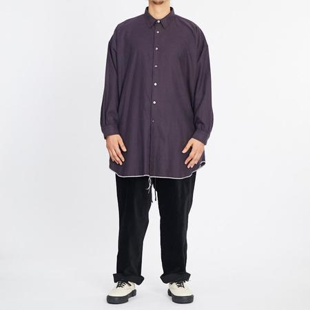 S.K. Manor Hill Ma Shirt - Purple