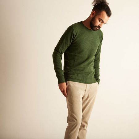 Hartford Light Cashmere Pull Over