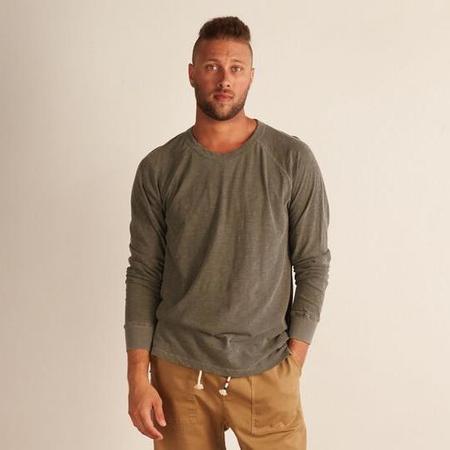Velvet Stockley Shirt - Nettle