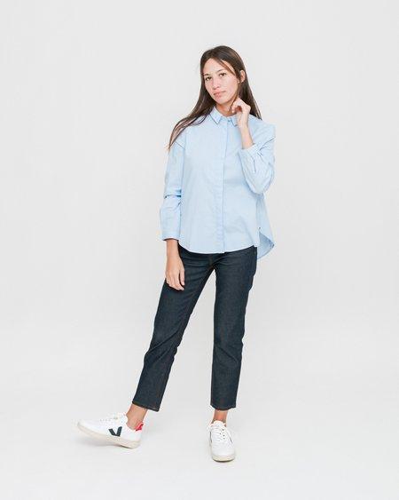 Samsoe & Samsoe Annia Shirt - Light Blue