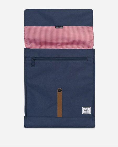 Herschel Supply Co City Mid Volume Backpack - Navy