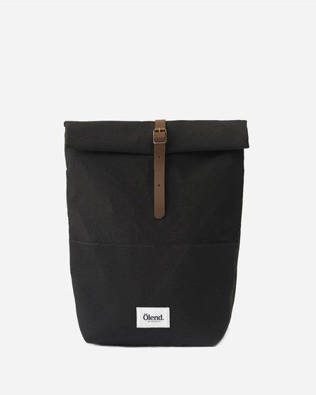 Unisex Ölend Ivan Backpack - Black
