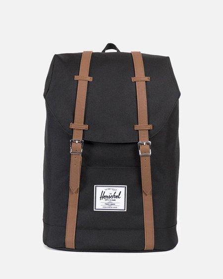 Herschel Supply Co Retreat Backpack - Black/Tan