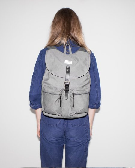 Unisex Sandqvist Roald Ground Backpack - Grey