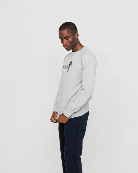 Edmmond Studios Duck Hunt Sweatshirt - Grey Vigore