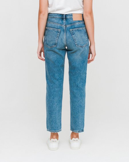 Cheap Monday Revive Jeans - Demand Blue