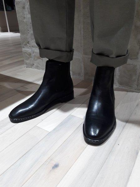 ATELIERS BENSON boot - BLACK