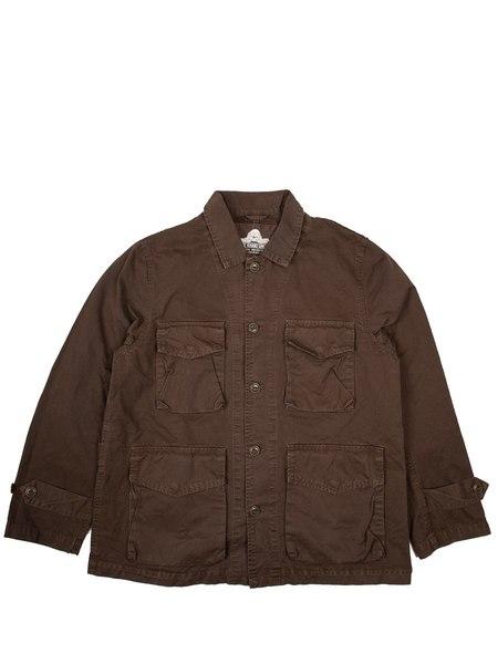 Save khaki United Bulldog Twill Sportsman Jacket - Olive