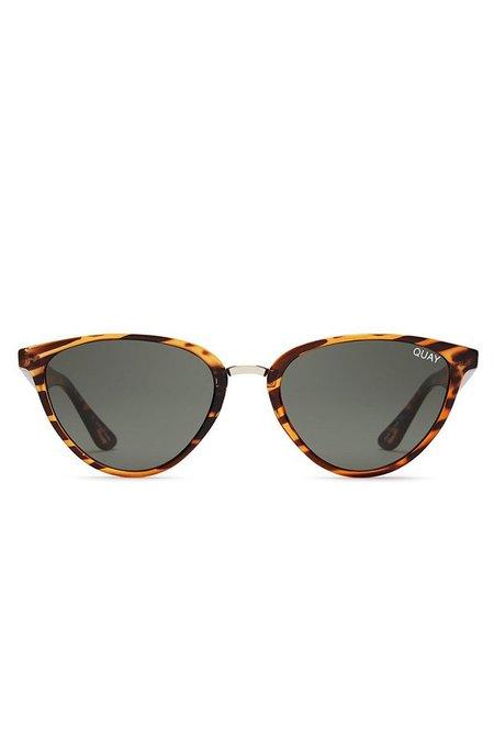 Quay Rumours Sunglasses - Tort