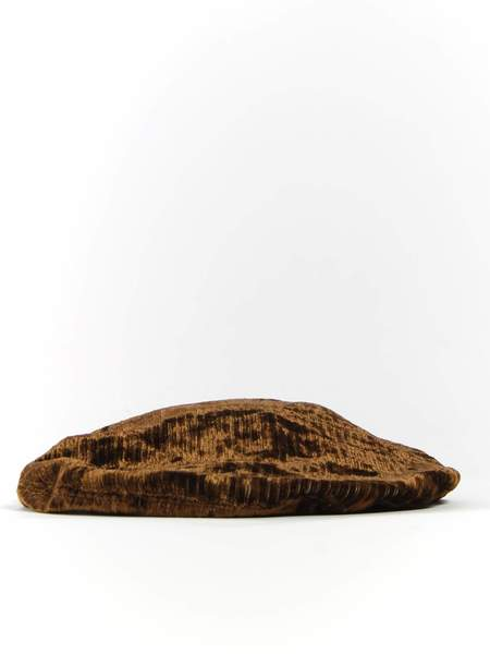 Reinhard Plank Basco Beret - Bronze