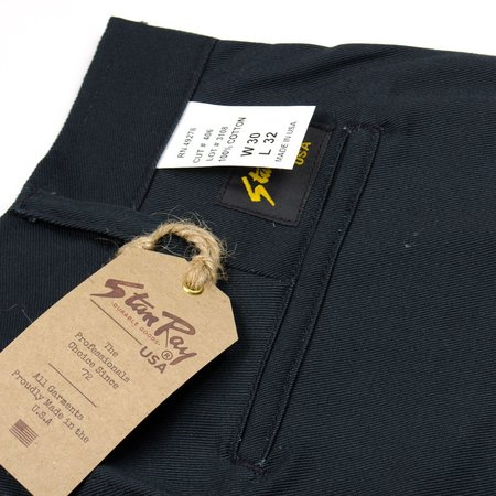 Stan Ray Easy Chino - Black Twill