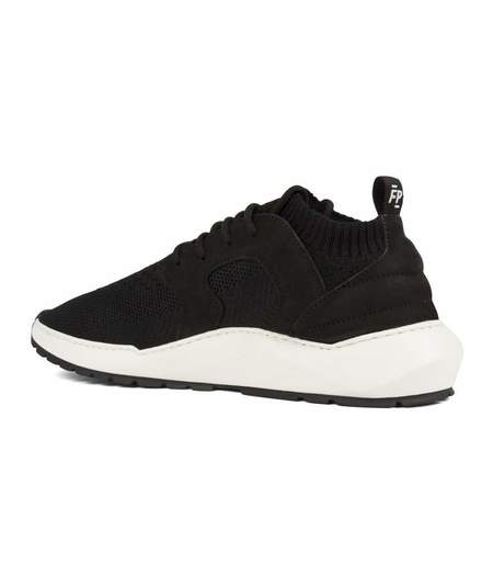 Filling Pieces Knit Speed Arch Runner - Black