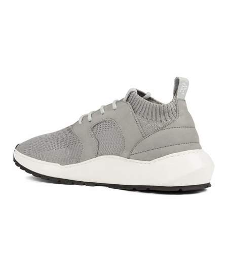 Filling Pieces Knit Speed Arch Runner - Grey