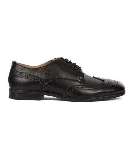 Hudson London Hudson Axminster Formal Shoe - Black