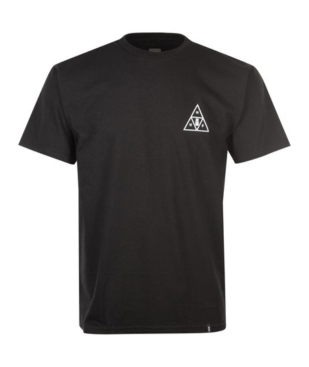 HUF Memorial Triangle SS T-Shirt - Black