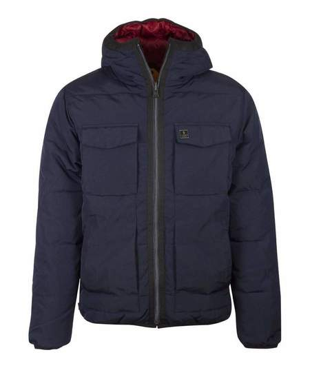 Luke 1977 Reversible Quilted Jacket - Navy