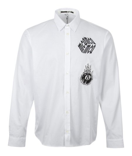 McQ Alexander McQueen Sheehan 20 Shirt - White