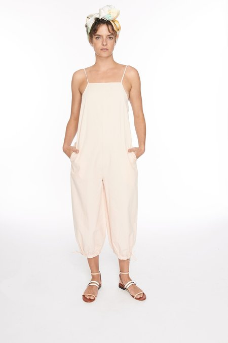 52b7e538fe37 Wray Ferry Jumpsuit - Clay Pink ...