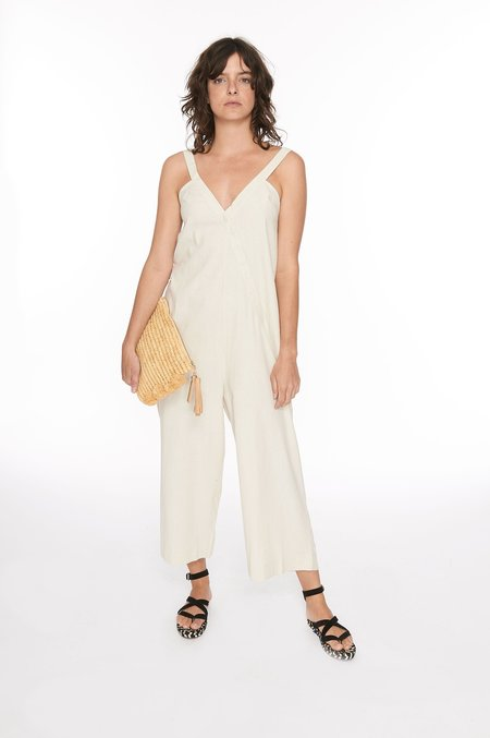 2116639e573b Wray Gamos Jumpsuit - Natural Wray Gamos Jumpsuit - Natural