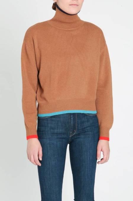 Demy Lee Cashmere Turtleneck Sweater